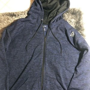 Reebok Speedwick Fleece Full-Zip Jacket 3XL
